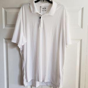 NWT Men's Adidas Golf Shirt